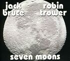ROBIN TROWER/JACK BRUCE - SEVEN MOONS NEW CD