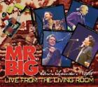 MR. BIG - LIVE FROM THE LIVING ROOM NEW CD