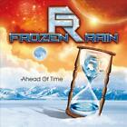 FROZEN RAIN - AHEAD OF TIME NEW CD