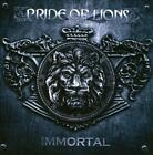 PRIDE OF LIONS - IMMORTAL NEW CD