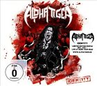 IDENTITY [DIGIPAK] [ALPHA TIGER] [2 DISCS] NEW CD