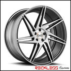 20 BLAQUE DIAMOND BD1 CONCAVE WHEELS RIMS MACHINED FITS LEXUS SC430