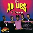THE AD LIBS & FRIENDS NEW CD