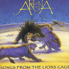 ARENA - SONGS FROM THE LIONS CAGE NEW CD