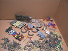 HUGE lot of plastic ARMY MEN SOLDIERS tanks helicoptor buildings playset China