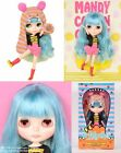 Neo Blythe Takara TOMY Japan Anime Figure Doll Mandy Cotton Candy CWC Limited JP