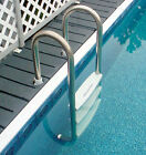 Above Ground In Pool Three Step Ladder For Fanta Sea Swimming Pools