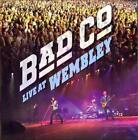 BAD COMPANY - LIVE AT WEMBLEY NEW CD
