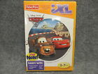 Fisher Price iXL Learning System Software CD Disc Disney Pixar CARS 3-7 Years
