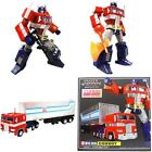 Japan Anime Toys Takara Tomy Transformers Masterpiece MP10 Convoy Ver.2.0 NEW