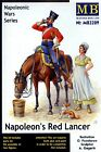 Master Box MB 1/32 3209 Napoleon's Red Lancer (Napoleonic Wars)