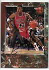 1992 93 FLEER ULTRA SCOTTIE PIPPEN CAREER HIGHLIGHTS AUTO SIGNATURE CARD #1