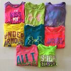 Girl's Under Armour Long Sleeve Shirts