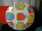 ANTICA FORNACE HUGE FISH PLATTER 15 3/4