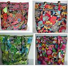 Vera Bradley Tote Purse In Multiple Pattern