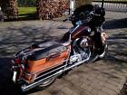 Hard Saddlebags Lid Covers for 1993-2013 Harley Davidson Touring