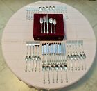 Brocade by International - Sterling Silverware, 5-pc, serving for 12 (60 pieces)