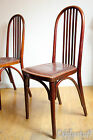 2 Antique Art Deco Secessionist Chair Josef Hoffmann Thonet Werkstatte Bauhaus