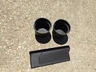 2002-07 Buick Rendezvous Rubber Cup Holder Insert Set