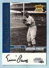 ERNIE BANKS 1999 FLEER SPORTS ILLUSTRATED GREATS OF THE GAME AUTOGRAPH AUTO