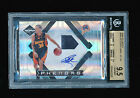 1 1 BGS 9.5 STEPHEN CURRY 2009-10 LIMITED AUTOGRAPH AUTO JERSEY NUMBER RC 30 299