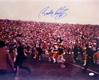 RUDY RUETTIGER SIGNED AUTOGRAPHED NOTRE DAME IRISH 16x20 PHOTO JSA #W297308