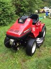 Honda RT 5000 Tractor with Tiller and Blade 3 point hitch