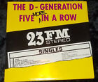 45rpm 7 Single D GENERATION Five More In a Row