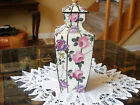 Lovely Rare Shabby A.Thomas Forester & Sons Porcelain  Vase With Lid
