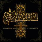 Saxon - St. Georges Day-Live In Manchester [CD New]
