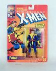 TOY BIZ THE UNCANNY X MEN FORGE BROWN HOLSTER 1992 MARVEL MOC