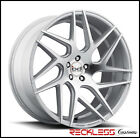 19 BLAQUE DIAMOND BD3 CONCAVE WHEELS RIMS SILVER FITS INFINITI G35 SEDAN