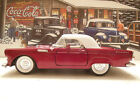 1955  1/32 Diecast Thunderbird with hardtop by Superior