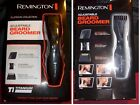 NEW - Remington MB-200 Titanium Mustache and Beard Trimmer, Black, Free Shipping