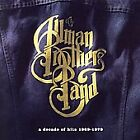 THE ALLMAN BROTHERS BAND A Decade of Hits 1969-1979 CD