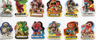 1986 Garbage Pail Kids GPK Tacky Snappers Set 12 Diff