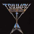 Triumph Allied Forces 2004 REMASTERED CD PERFECT!
