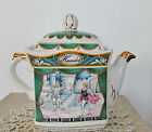 Sadler Hamlet Shakespeare Series Classic Collection Fine China Teapot
