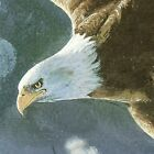 Wilmington - Winter Whispers - Eagle Panel