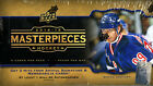 2014-15 UPPER DECK MASTERPIECES HOCKEY FACTORY SEALED HOBBY BOX NEW