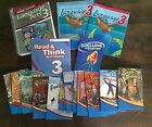 A Beka Abeka 2nd 3rd Grade Readers Home School Book Language 3 lessons spell