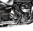 MagnaFlow Chrome Pro Duals Head Header Pipes Exhaust Harley Touring FLH 09 16