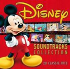 DISNEY SOUNDTRACKS COLLECTION CD 20 CLASSIC (GREATEST) HITS / OST / NEW