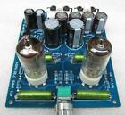 6J1 HIFI stereo tube buffer preamplifier preamp amp assembled board for audio