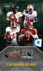 2013 Upper Deck Football Factory Sealed12 Box Hobby Case