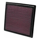 K&N 33-2443 Replacement Panel Air Filter for Camry/Sienna/Lexus ES350/RX350