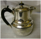 Vintage Silver Plated EPBM COFFEE POT Water Jug 456gms6.8inTall Sheffield