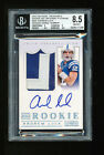 2012 Panini National Treasures Football Rookie Signature Materials Guide 39