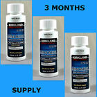 Kirkland Minoxidil 5% Extra Strength Men Hair Regrowth Solution 3 Month Supply