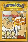 Cartoon Craze Popeye Let's Sing with Popeye DVD Brand New Sealed FREE SHIPPING